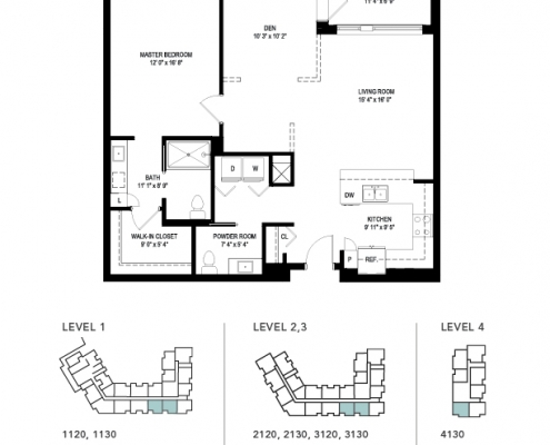 the crosstown 2 floor plan