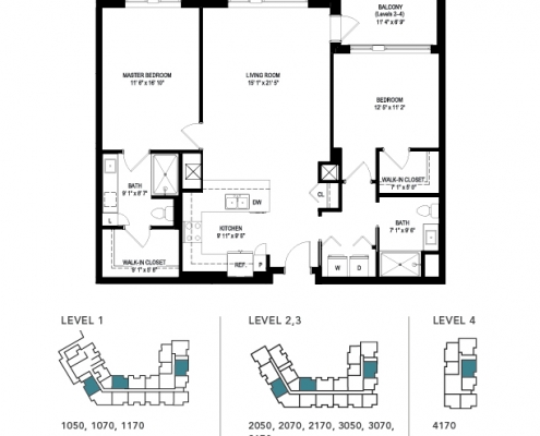 the howard floor plan