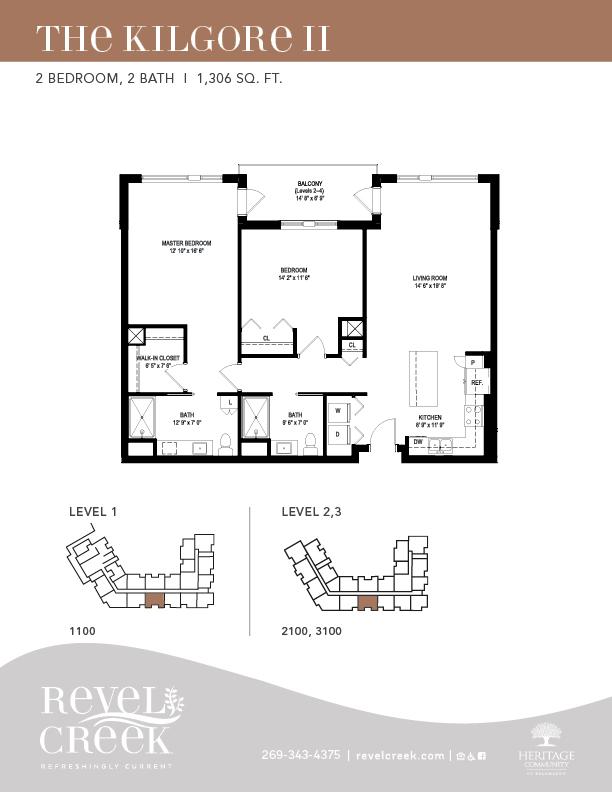 the kilgore 2 floor plan