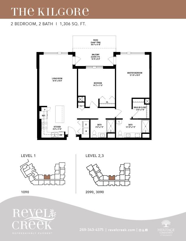 the kilgore floor plan