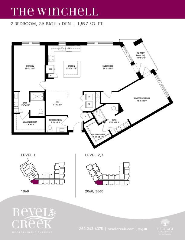the winchell floor plan